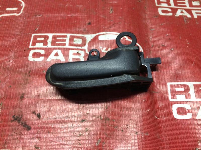 Ручка двери внутренняя Toyota Funcargo NCP21-0058149 1NZ-A585694 2002 задняя правая (б/у)