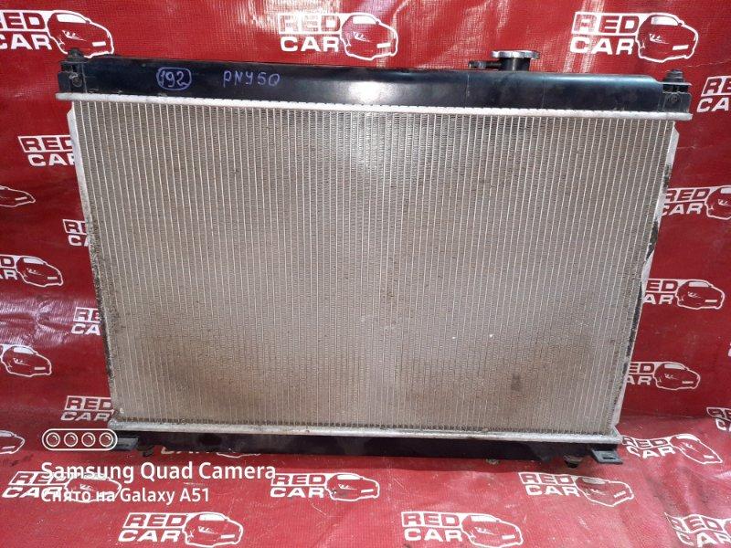 Радиатор основной Nissan Infiniti M35 PNY50-302308 VQ35 2005 (б/у)