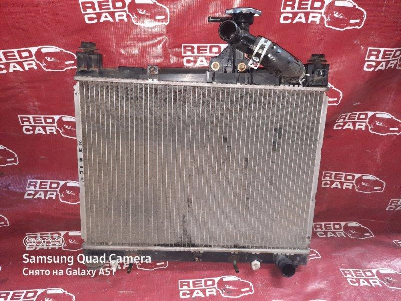 Радиатор основной Toyota Funcargo NCP20-0222182 2NZ-2068157 2001 (б/у)