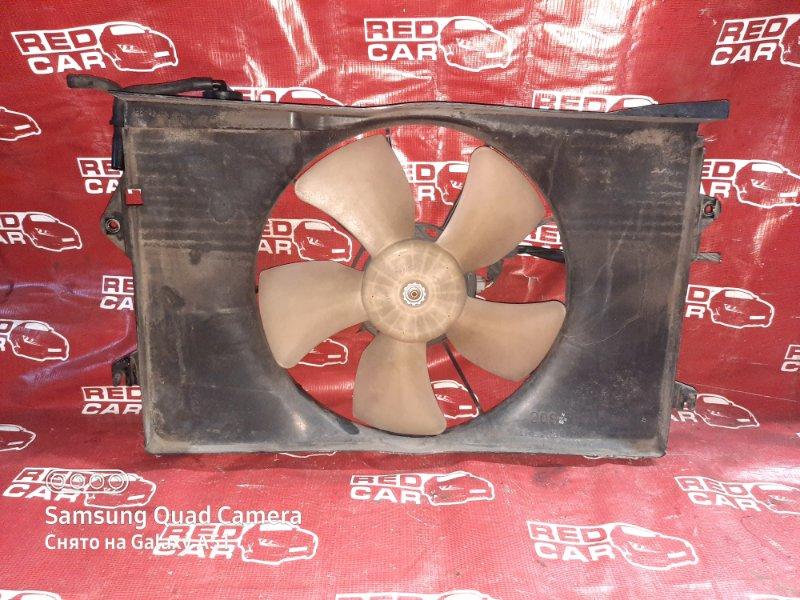 Диффузор радиатора Toyota Spacio NZE121-3229404 1NZ-A964237 2003 (б/у)