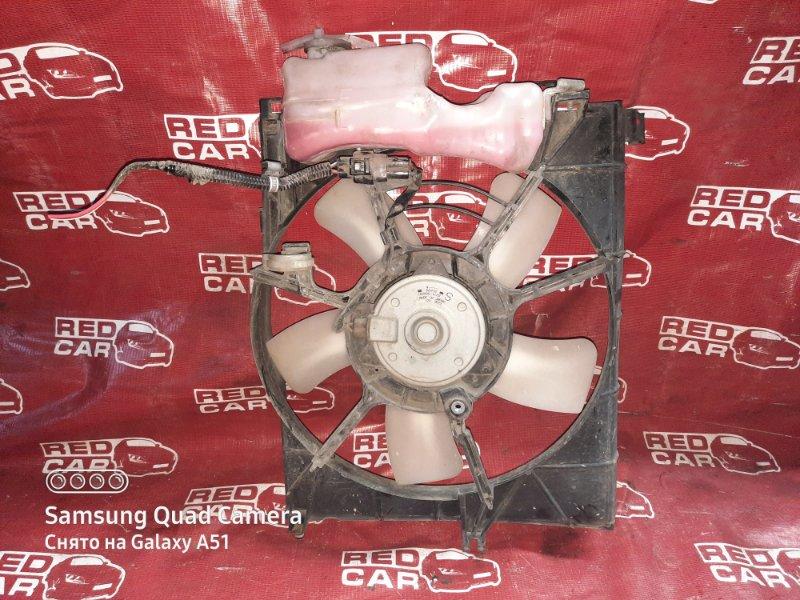 Диффузор радиатора Daihatsu Mira L285S KF (б/у)