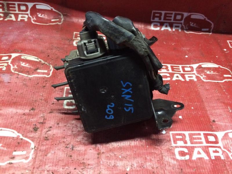 Блок abs Toyota Nadia SXN15-0010509 3S 2001 (б/у)