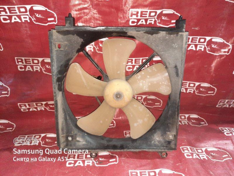 Диффузор радиатора Toyota Carina AT211 7A правый (б/у)