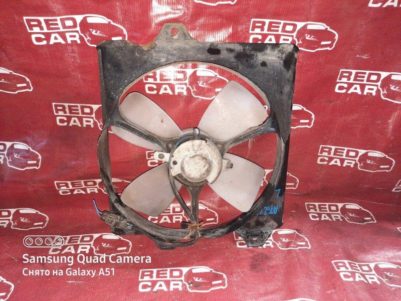 Диффузор радиатора Toyota Carina AT211 7A левый (б/у)