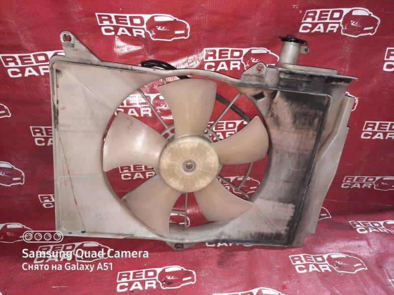 Диффузор радиатора Toyota Funcargo NCP20-0222182 2NZ-2068157 2001 (б/у)