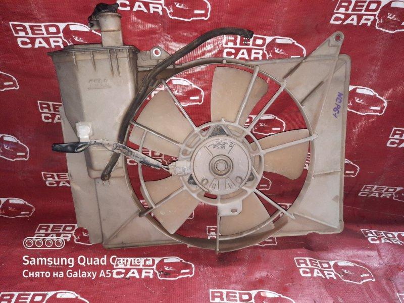 Диффузор радиатора Toyota Ist NCP61 1NZ (б/у)