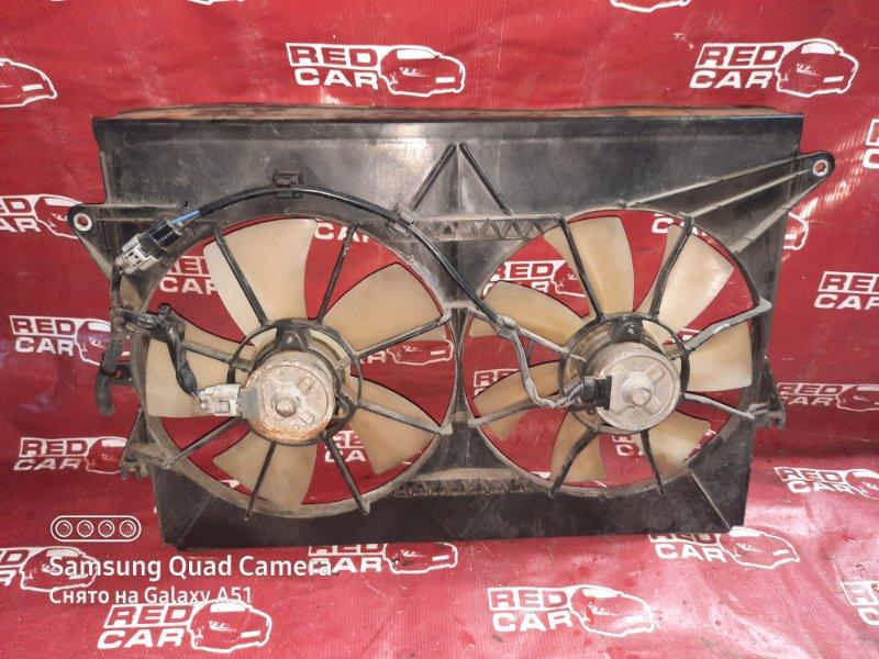 Диффузор радиатора Toyota Wish ZNE14-0009952 1ZZ-1440097 2003 (б/у)