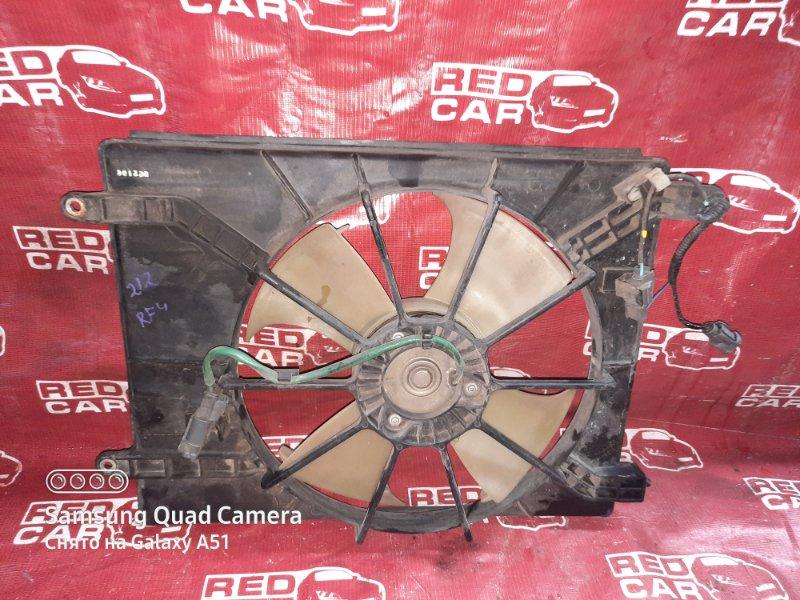 Диффузор радиатора Honda Stepwgn RF4-1021628 K20A 2002 (б/у)