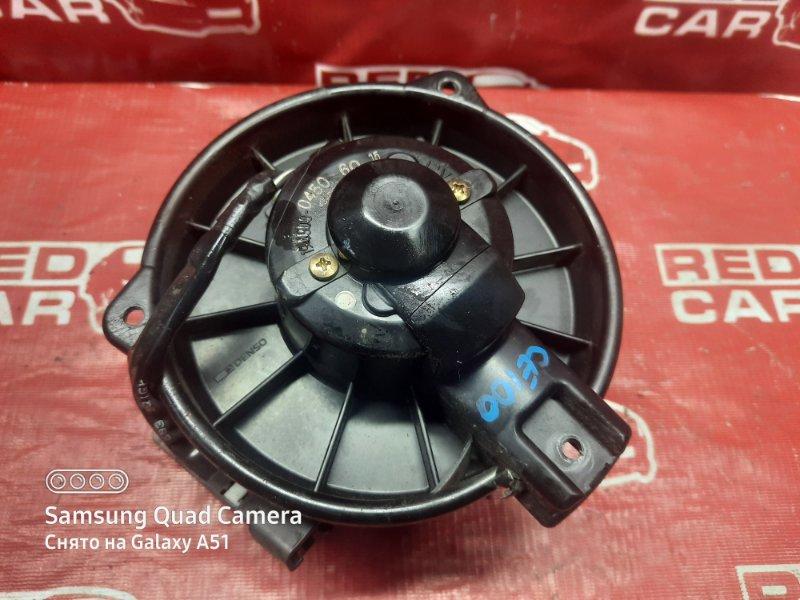 Мотор печки Toyota Corolla CE100 2C (б/у)