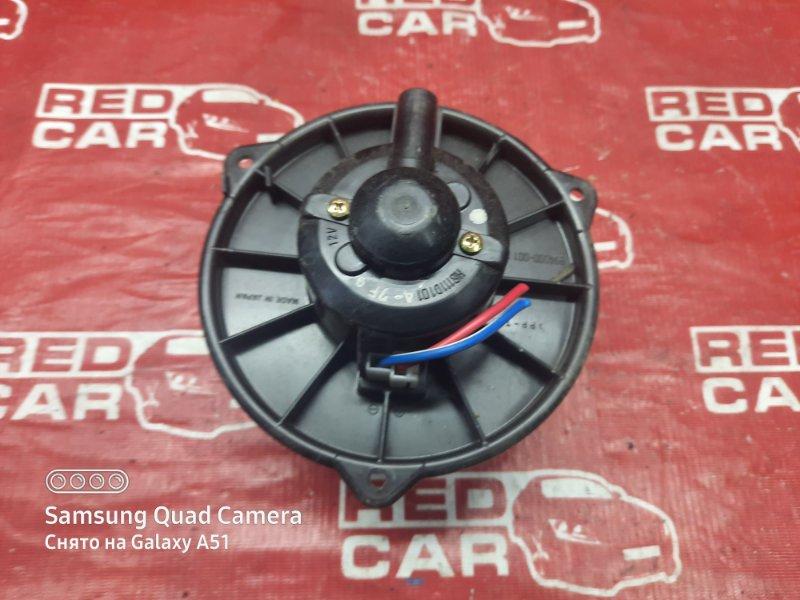Мотор печки Mazda Demio DW3W-147186 B3-489336 1997 (б/у)
