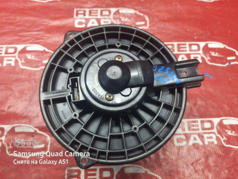 Мотор печки Toyota Aristo JZS160-0028988 2JZ-0622781 1998 (б/у)