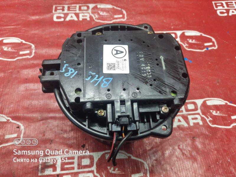 Мотор печки Subaru Legacy BH5-181540 EJ20-B261736 2001 (б/у)