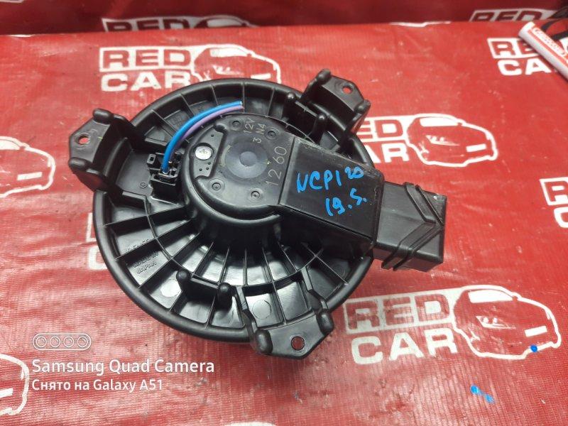 Мотор печки Toyota Ractis NSP120-2009788 1NR 2011 (б/у)