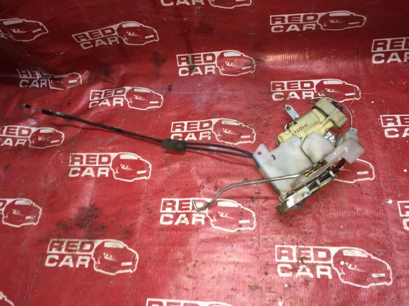 Замок двери Toyota Aristo JZS160-0028988 2JZ-0622781 1998 передний правый (б/у)