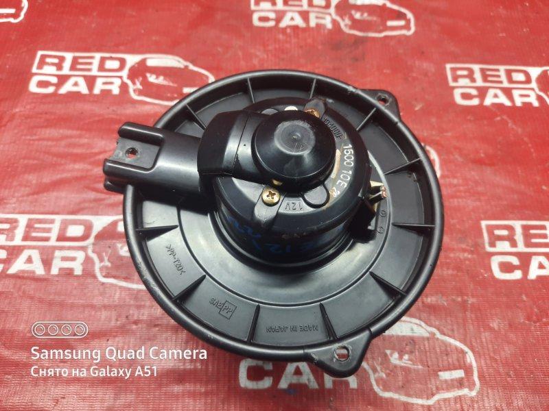 Мотор печки Toyota Spacio NZE121-3229404 1NZ-A964237 2003 (б/у)