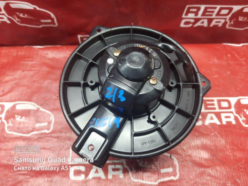 Мотор печки Toyota Wish ZNE14-0009952 1ZZ-1440097 2003 (б/у)