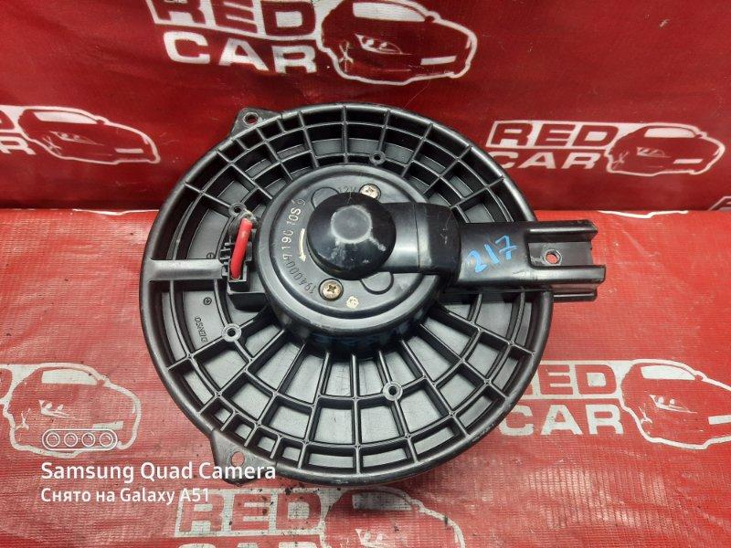 Мотор печки Toyota Aristo JZS160-0908325 2JZ-0578304 1997 (б/у)