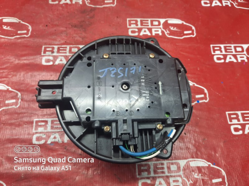 Мотор печки Toyota Crown JZS171-0019091 1JZ-6148155 2001 (б/у)
