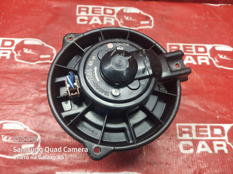 Мотор печки Honda Stepwgn RF2-1024704 B20B-3076568 1996 (б/у)