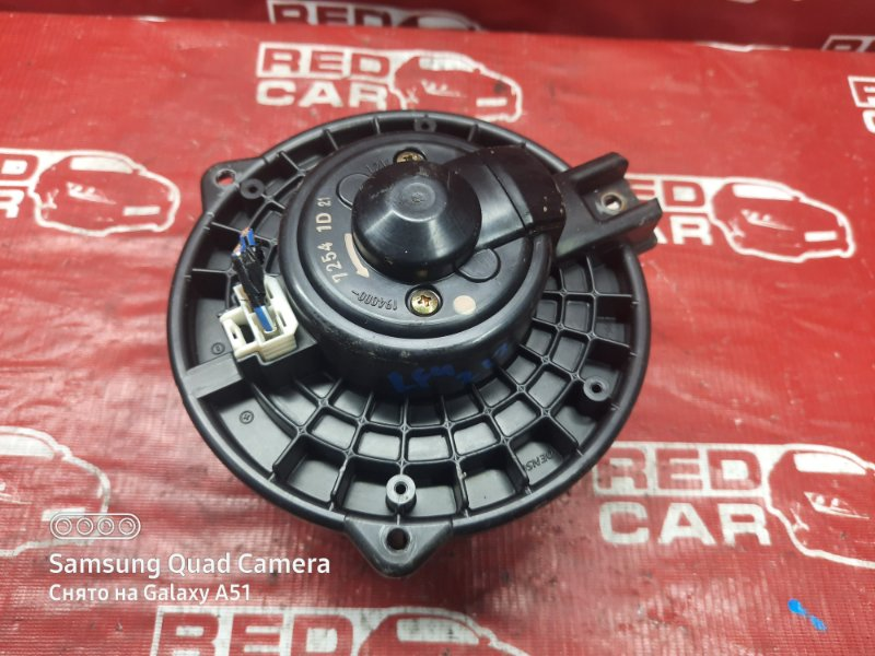 Мотор печки Honda Stepwgn RF4-1021628 K20A-2105871 2002 (б/у)