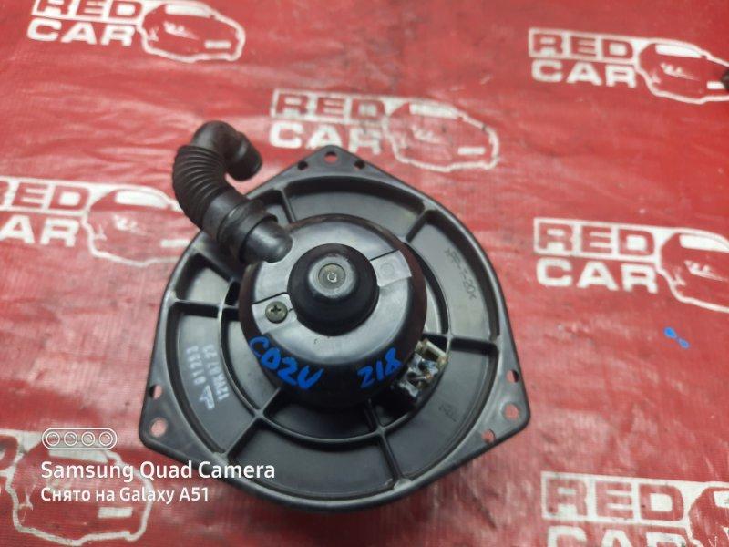 Мотор печки Mitsubishi Libero CD2V-0502876 4G15-YD9112 1999 (б/у)