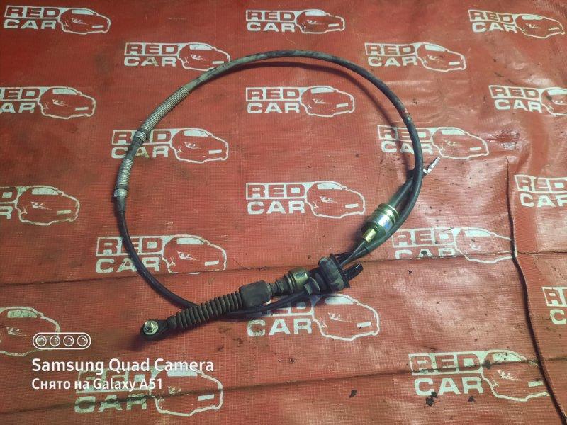 Трос переключения акпп Toyota Funcargo NCP21-0058149 1NZ-A585694 2002 (б/у)