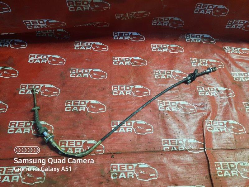 Трос переключения акпп Mazda Demio DW3W-147186 B3-489336 1997 (б/у)