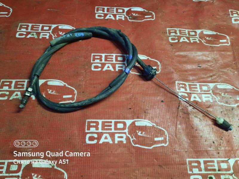 Трос газа Toyota Funcargo NCP21-0058149 1NZ-A585694 2002 (б/у)