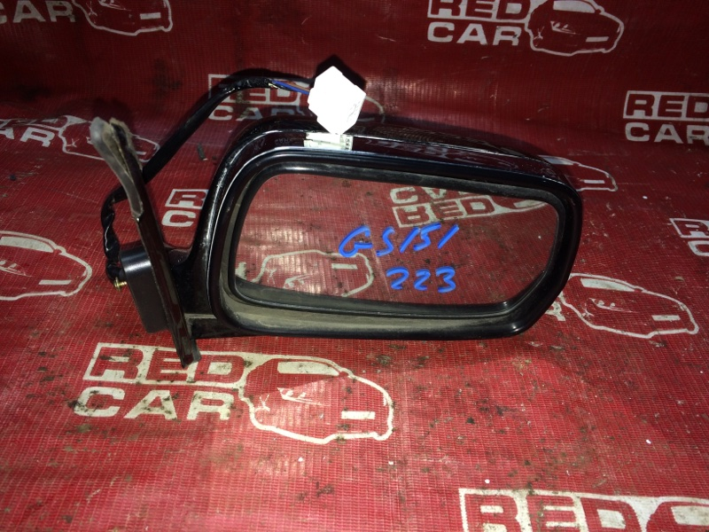 Зеркало Toyota Crown GS151-0047694 1G-6860781 2001 правое (б/у)