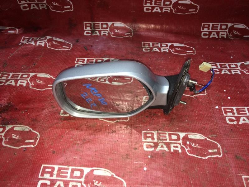 Зеркало Toyota Funcargo NCP20-0222182 2NZ-2068157 2001 левое (б/у)