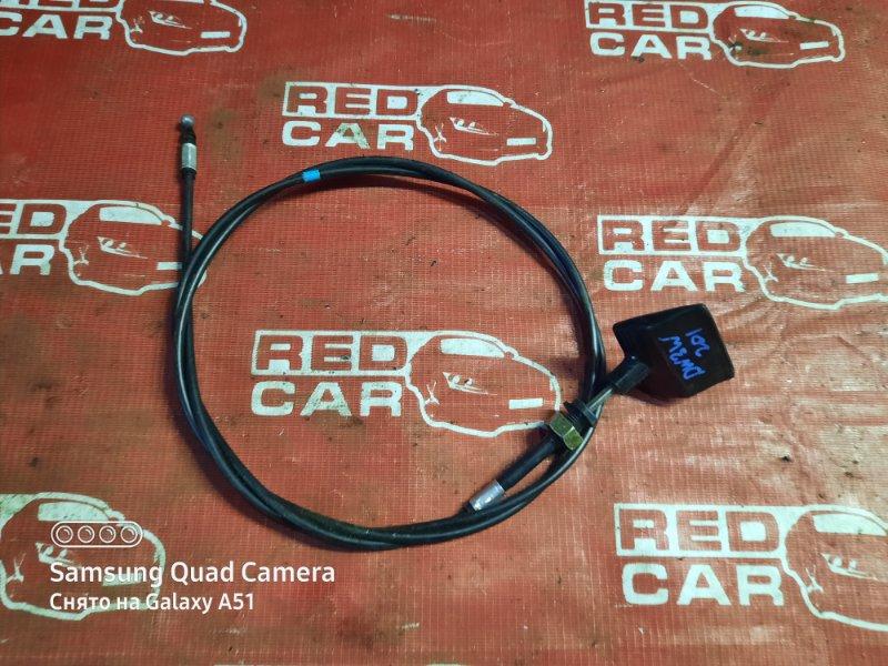 Трос капота Mazda Demio DW3W-147186 B3-489336 1997 (б/у)