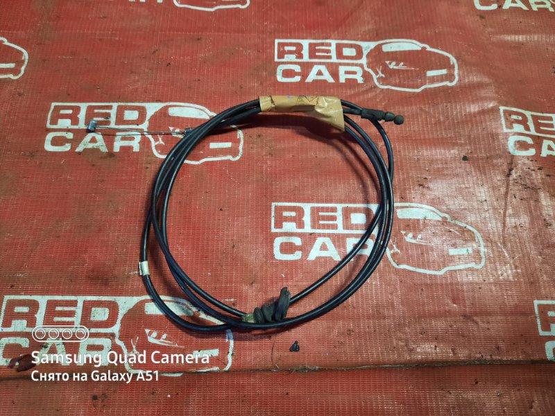 Трос капота Toyota Funcargo NCP20-0222182 2NZ 2001 (б/у)