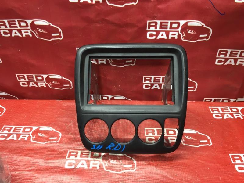 Центральная консоль Honda Cr-V RD1-1212575 B20B 1998 (б/у)