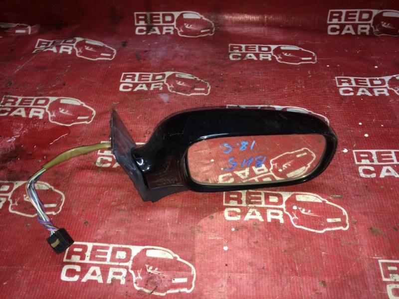 Зеркало Subaru Legacy BH5-181540 EJ20-B261736 2001 правое (б/у)