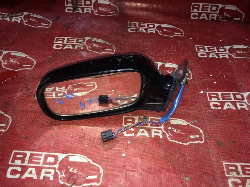 Зеркало Subaru Legacy BH5-181540 EJ20-B261736 2001 левое (б/у)