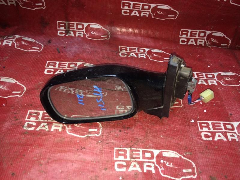 Зеркало Suzuki Swift HT51S-750734 M13A-1304380 2003 левое (б/у)