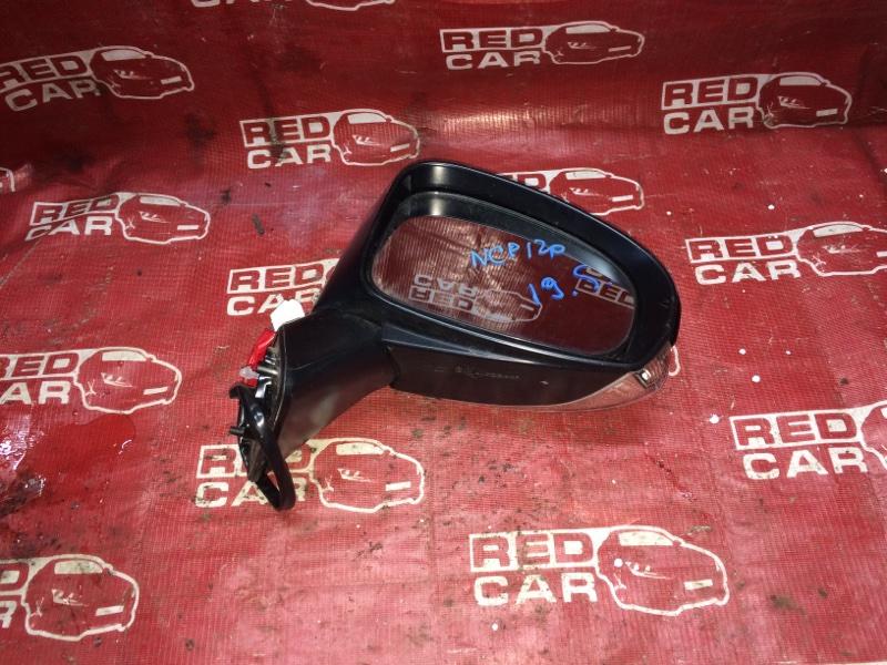 Зеркало Toyota Ractis NSP120-2009788 1NR 2011 правое (б/у)