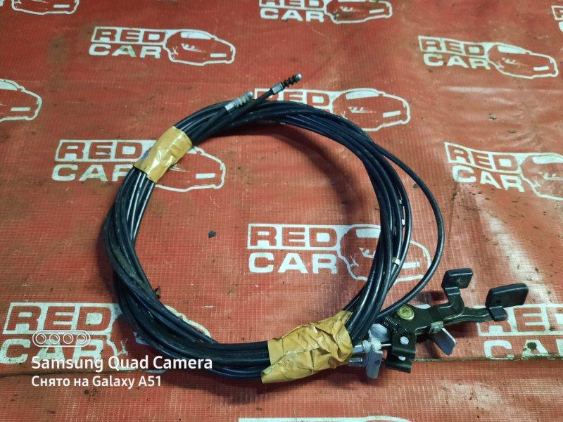Трос багажника Mazda Demio DW3W-147186 B3 1997 (б/у)