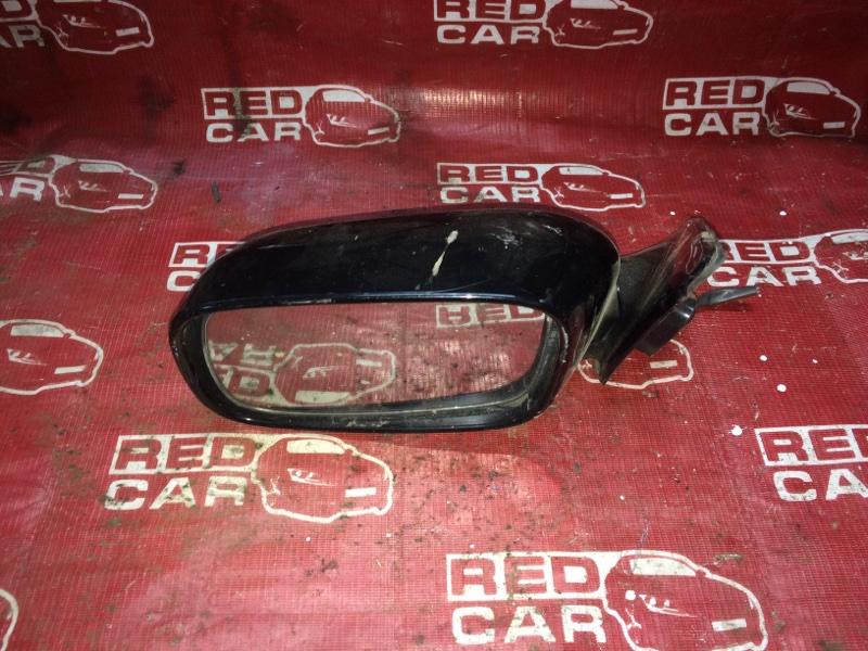 Зеркало Toyota Aristo JZS160-0028988 2JZ-0622781 1998 левое (б/у)