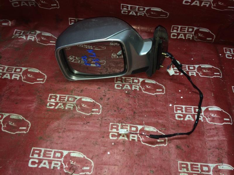 Зеркало Nissan X-Trail NT30-155511 QR20-588664A 2000 левое (б/у)