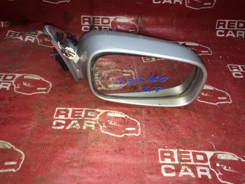 Зеркало Toyota Aristo JZS160-0908325 2JZ-0578304 1997 правое (б/у)