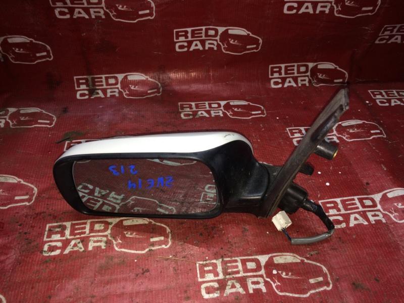 Зеркало Toyota Wish ZNE14-0009952 1ZZ-1440097 2003 левое (б/у)