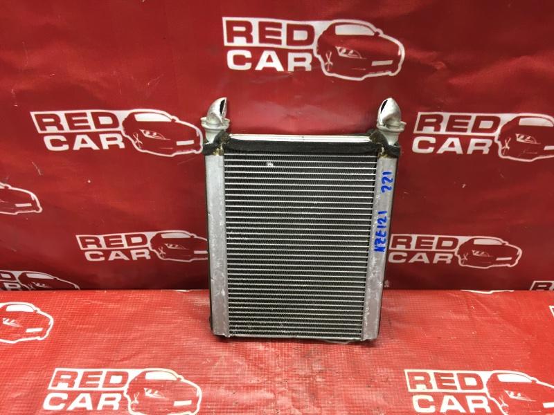 Радиатор печки Toyota Spacio NZE121-3229404 1NZ-A964237 2003 (б/у)
