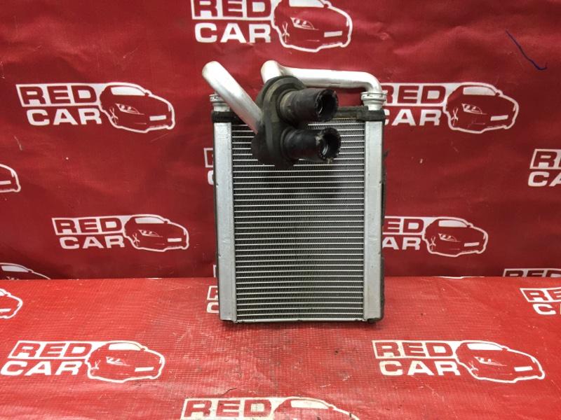 Радиатор печки Toyota Ist NCP61-0007975 1NZ-2300529 2002 (б/у)