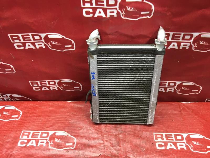 Радиатор печки Toyota Funcargo NCP21-0058149 1NZ-A585694 2002 (б/у)