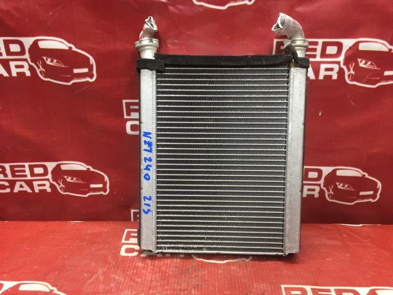 Радиатор печки Toyota Allion NZT240-0046276 1NZ-A925904 2003 (б/у)