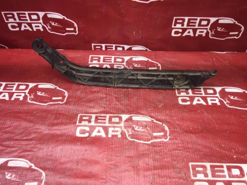Крепление бампера Toyota Spacio NZE121-3229404 1NZ-A964237 2003 переднее левое (б/у)
