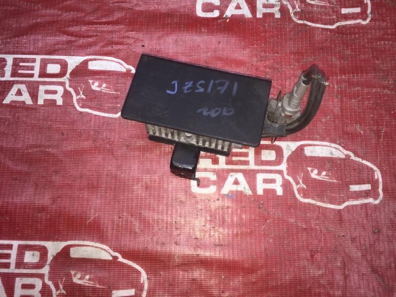 Реастат Toyota Crown JZS171-0019091 1JZ-6148155 2001 (б/у)