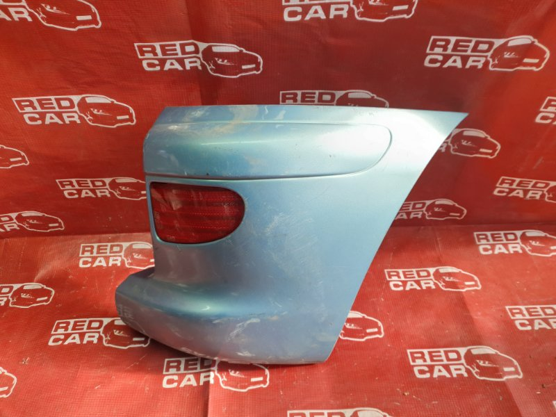 Клык бампера Toyota Funcargo NCP20 задний правый (б/у)