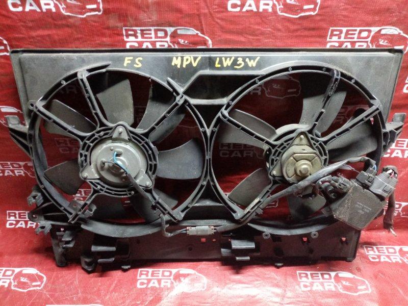 Диффузор радиатора Mazda Mpv LW3W FS (б/у)